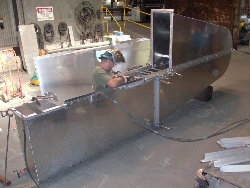 Industrial Services Delta Metals